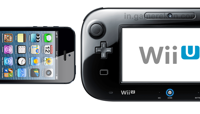 wii u iphone gamerekon india