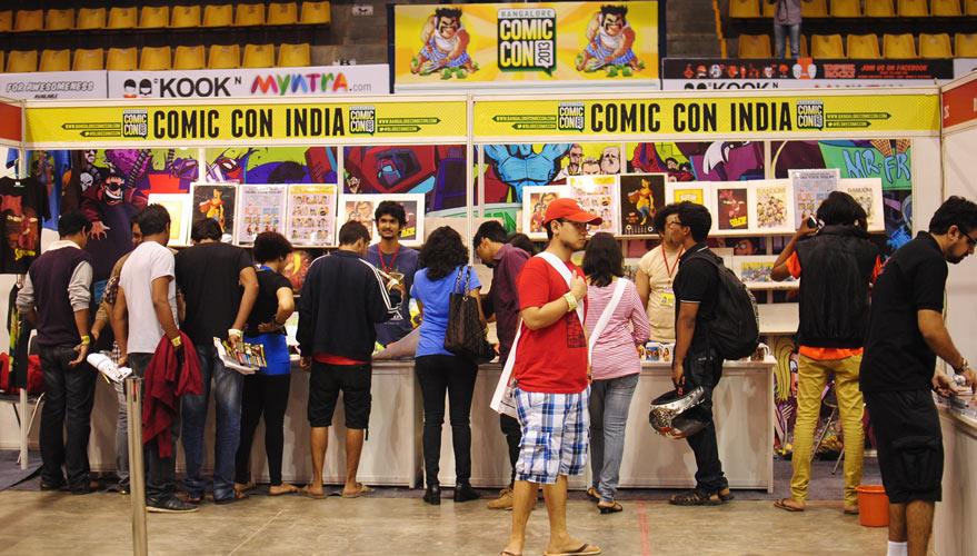 Comic-Con-Express