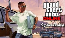 GTA Online's Capture Creator out now