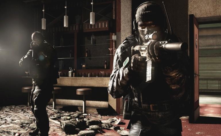 Call of Duty: Ghosts - Singleplayer Screenshots