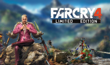 Far Cry 4:Limited Edition Price, Release Date, Screenshots
