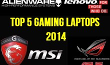 Crazy about Gaming Laptops? Here you go!