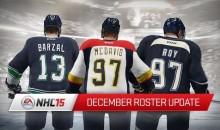 NHL 15   Roster Update