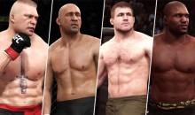 EA SPORTS UFC   Free Content Update: Legends