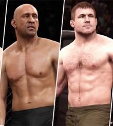 EA SPORTS UFC | Free Content Update: Legends