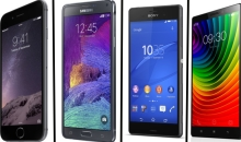 Top 5 Mobile phones in 2014.