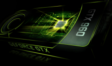 Nvidia's entry level graphics card GeForce GTX 960