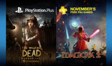 PlayStation Plus Games Announced For November