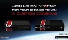 Mass Effect PS4 and Xbox One Consoles